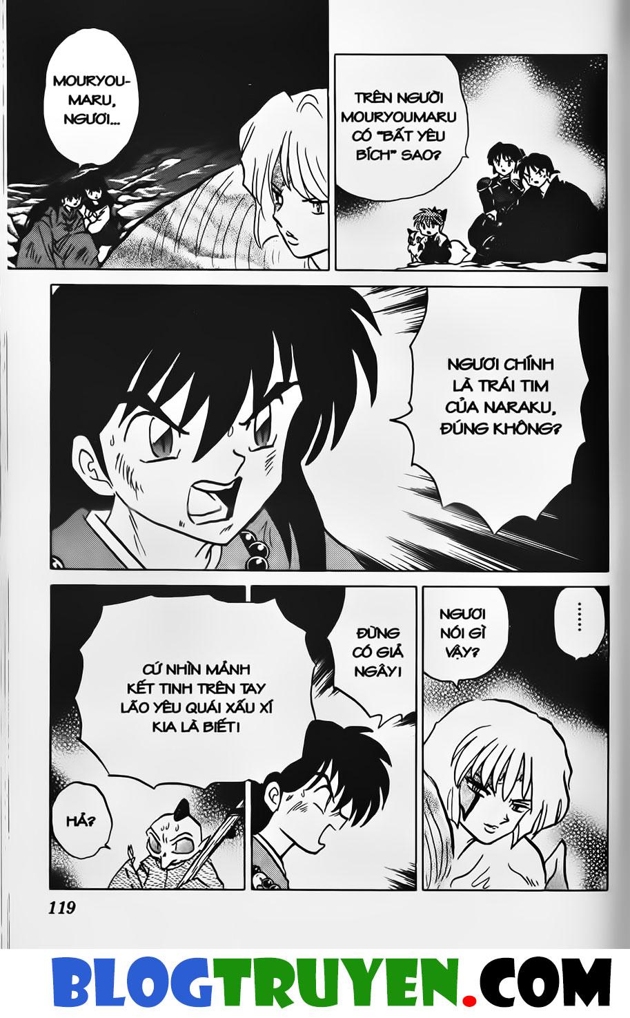 Inuyasha vol 37.7 trang 6