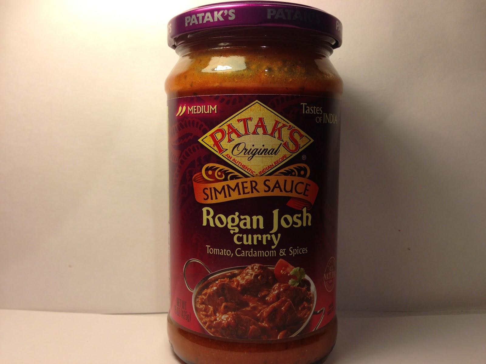 Patak Curry Recipe