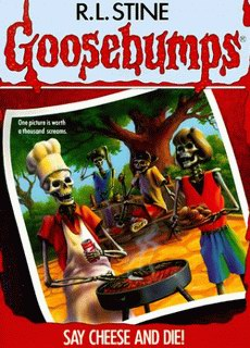 Goosebumps #4: Say Cheese and Die PDF