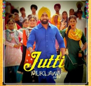 Lyrics Jutti Ammy Virk ft Mannat Noor