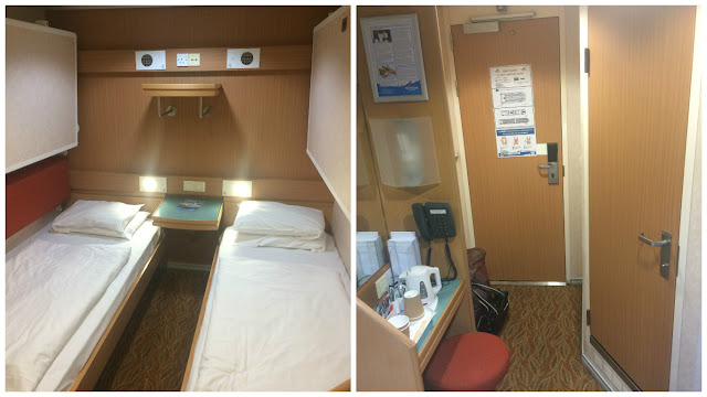 Double Cabin Beds Northlink Ferry