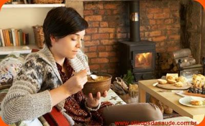 Inverno - Dicas de alimentos para comer no inverno