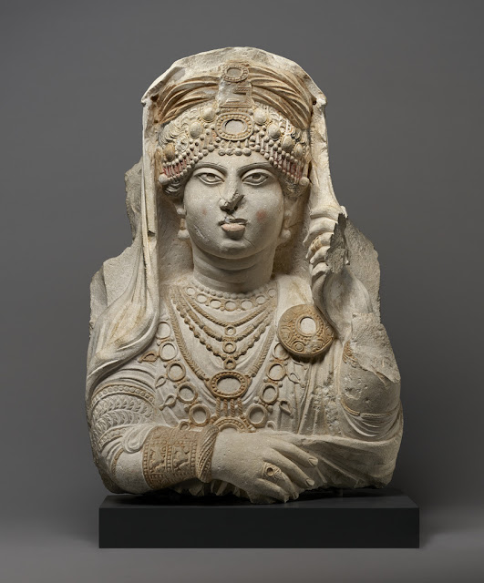 'Palmyra: Loss and Remembrance' at the J. Paul Getty Museum, Getty Center