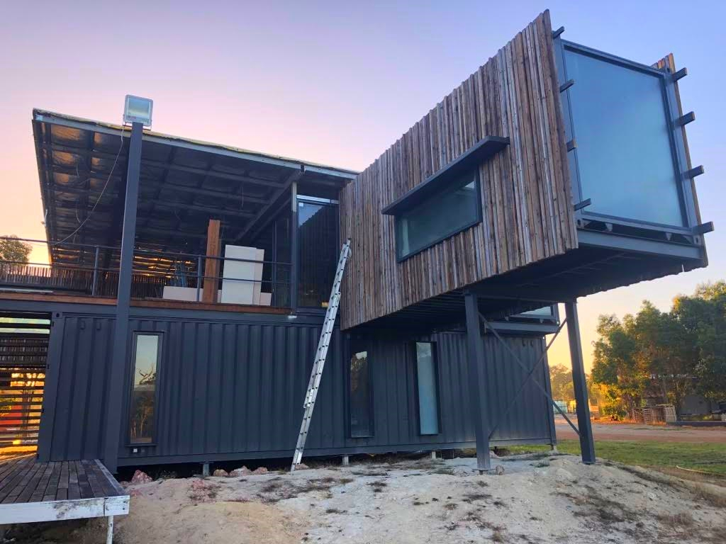 Shipping Container Homes & Buildings: Kaloorup Shipping ...