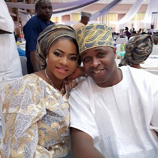 See Femi Adebayo's Lovely Wedding Anniversary Message To Wife
