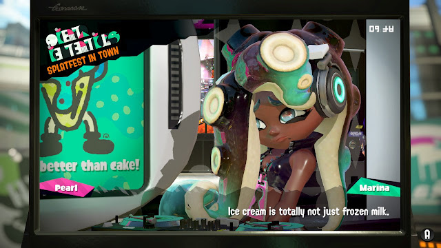 Marina Splatoon 2