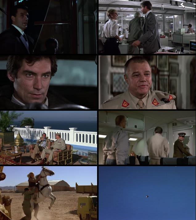 The Living Daylights 1987 Dual Audio Hindi 480p BluRay