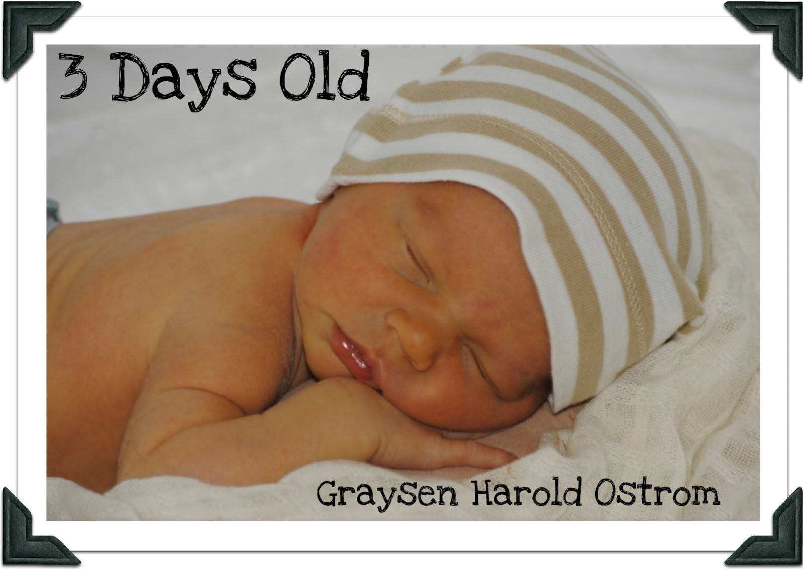 Ostroms' Odyssey: 38 Weeks   He Arrived! Graysen's Birth Story: Part 1