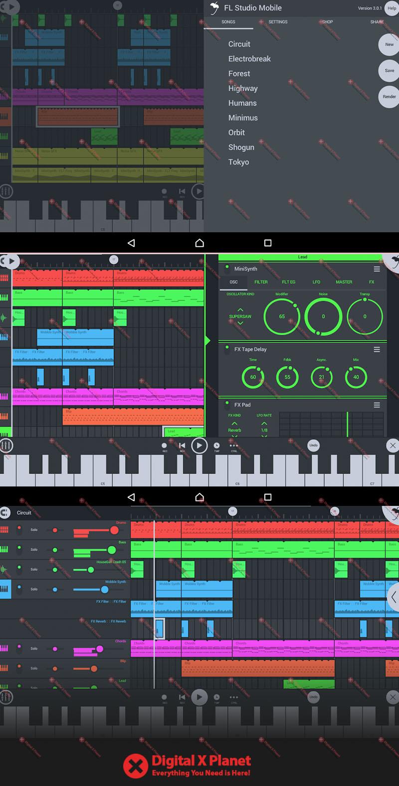 fl studio free download for chromebook