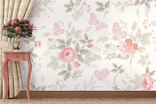 Flower Wallpaper For Walls