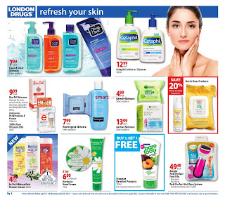London Drugs Flyer April 21 – 26, 2017