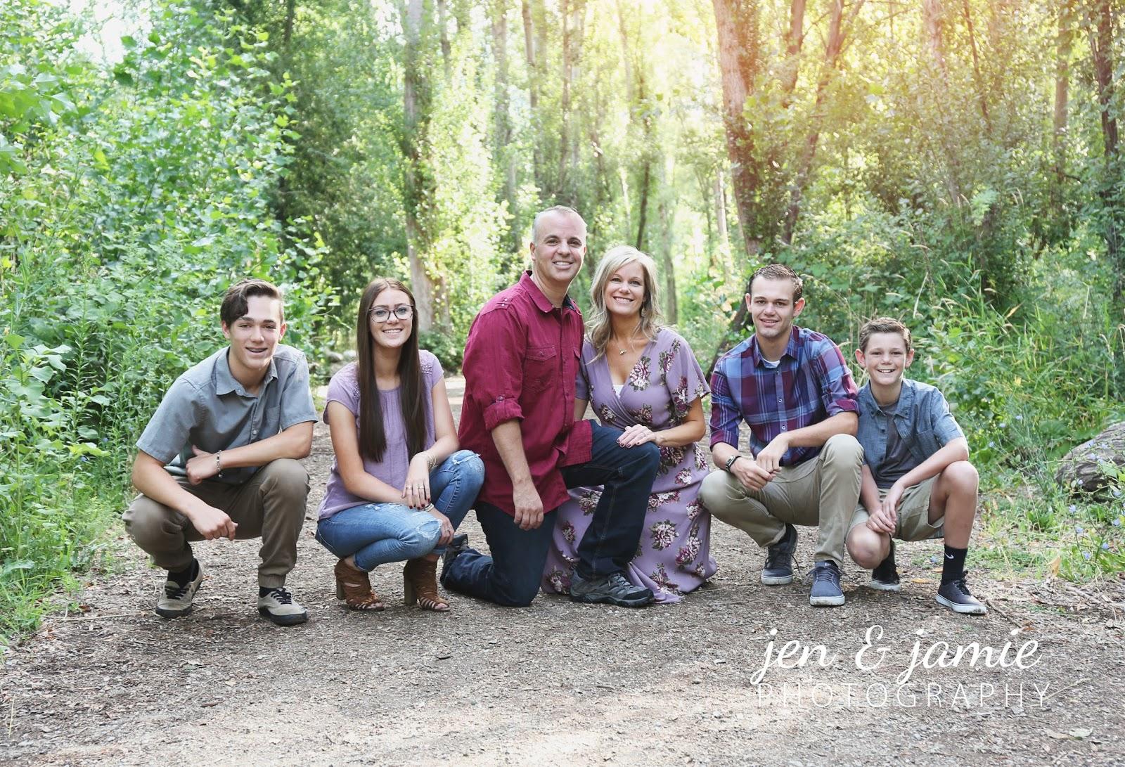 J&J Photography: {C Family} Davis County Layton Family Photographer