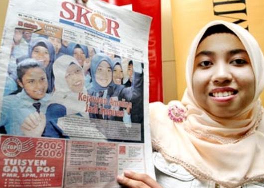 Amalina Che Bakri Kini Digelar Kim Kardashian Malaysia