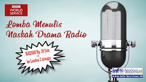 Lomba Menulis Naskah Drama Radio