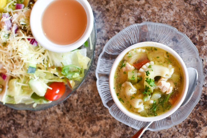 Ristorante Firenze soup