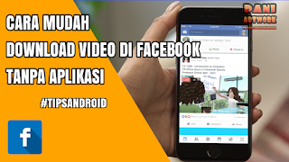 Cara Menyimpan Video Facebook ke Galeri Android