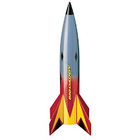 Estes Model Rocket, Bid Daddy Rocket, Model Rocket Store