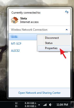 Cara Mengetahui Password WiFi yang Sudah Terhubung ke Komputer
