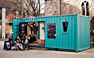 Cafe dari Kontainer