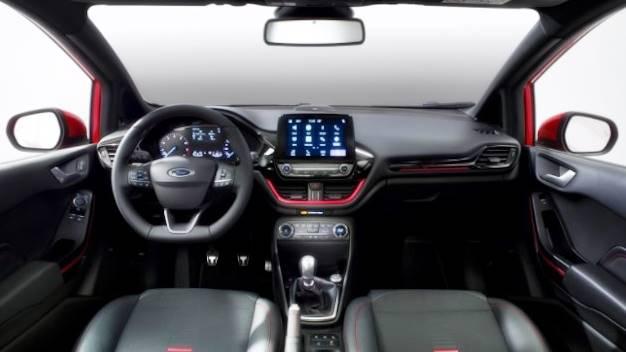 New 2020 Ford Kuga SUV Interior