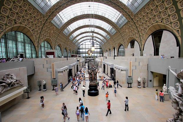 Mus 'orsay Amazing Museum Paris France World