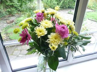 anniversary flowers 2008