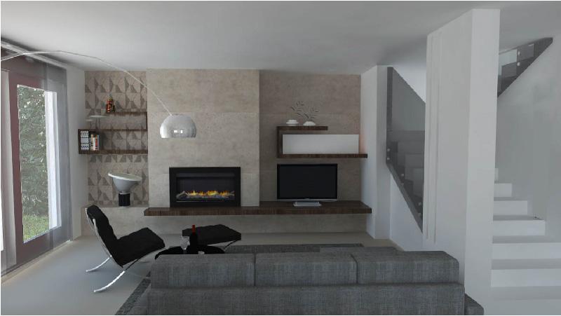 Arredare il soggiorno in stile moderno