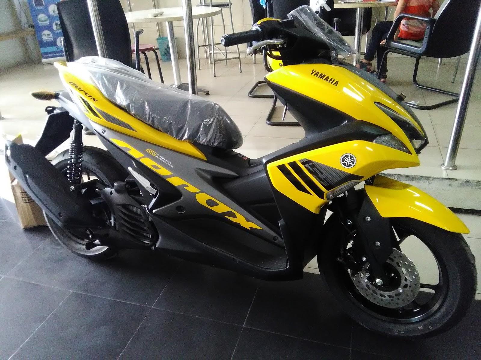 Www Yamahabjm Com Aerox 155 Vva R Version S Version Daftar Harga