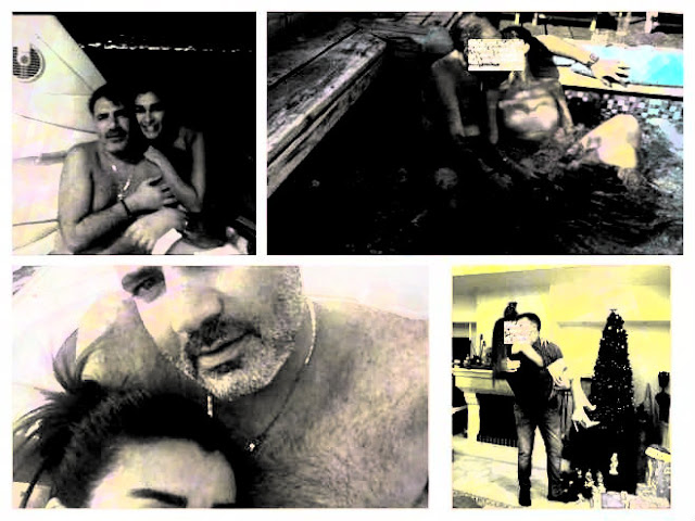 صور مسربة لممثلة لبنانية بمواقف خاصة وجريئة مع رجل متزوج وشخصية مشهور بلبنان  وهذا ما قالته الممثلة