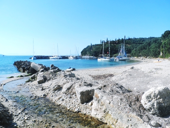 Must-see beaches in Parga