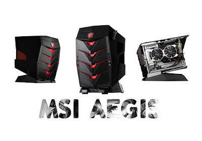 Spesifikasi dan Harga MSI Aegis Gaming PC - www.helloflen.com