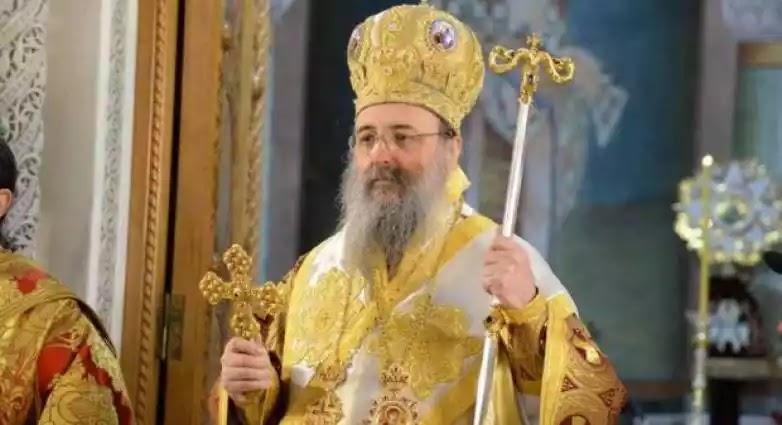 Μητροπολίτης Πατρών: Οι Ιερές Ακολουθίες και η Θεία Λειτουργία θα τελούνται κανονικά σε όλους τους Ιερούς Ναούς