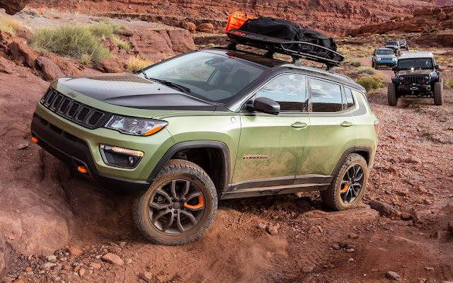 Jeep Compass Trailpass