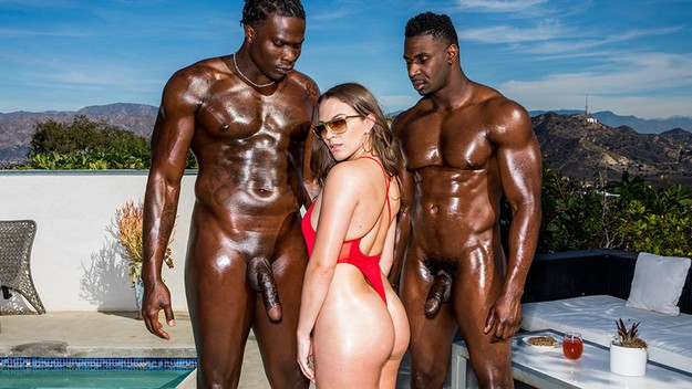 UNCENSORED Blacked – Lily Love What if?, AV uncensored