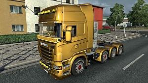 Scania MegaStore