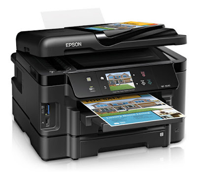 Epson WorkForce WF-3540 Driver Download