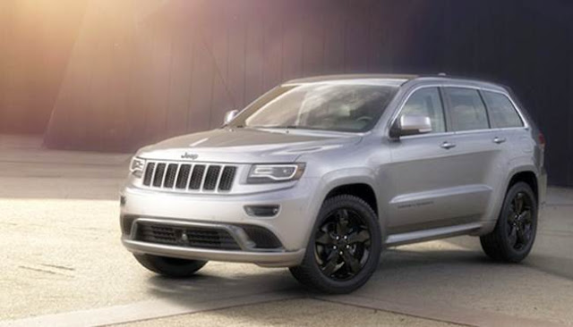 2019 Jeep Grand Cherokee Redesign