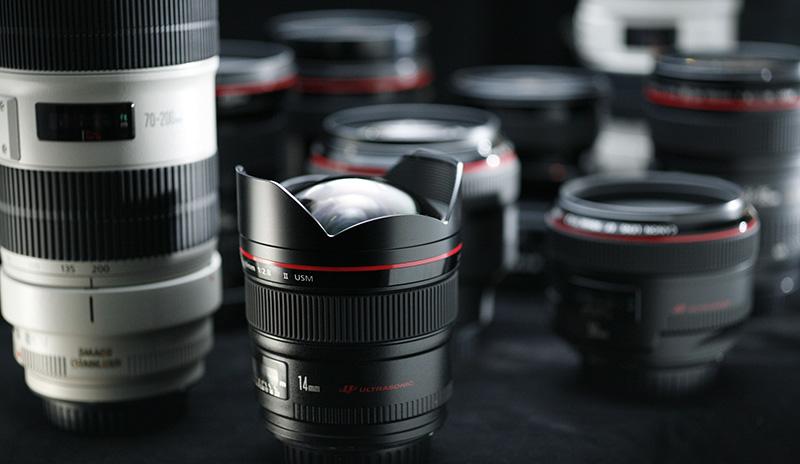 Penjelasan Kode-Kode Pada Lensa Canon