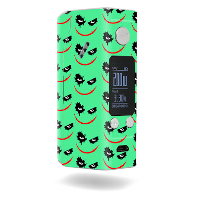 Why So Serious When you Use The Reuleaux RX200S