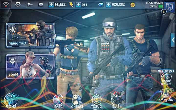 Download Point Blank Mobile Apk data terbaru