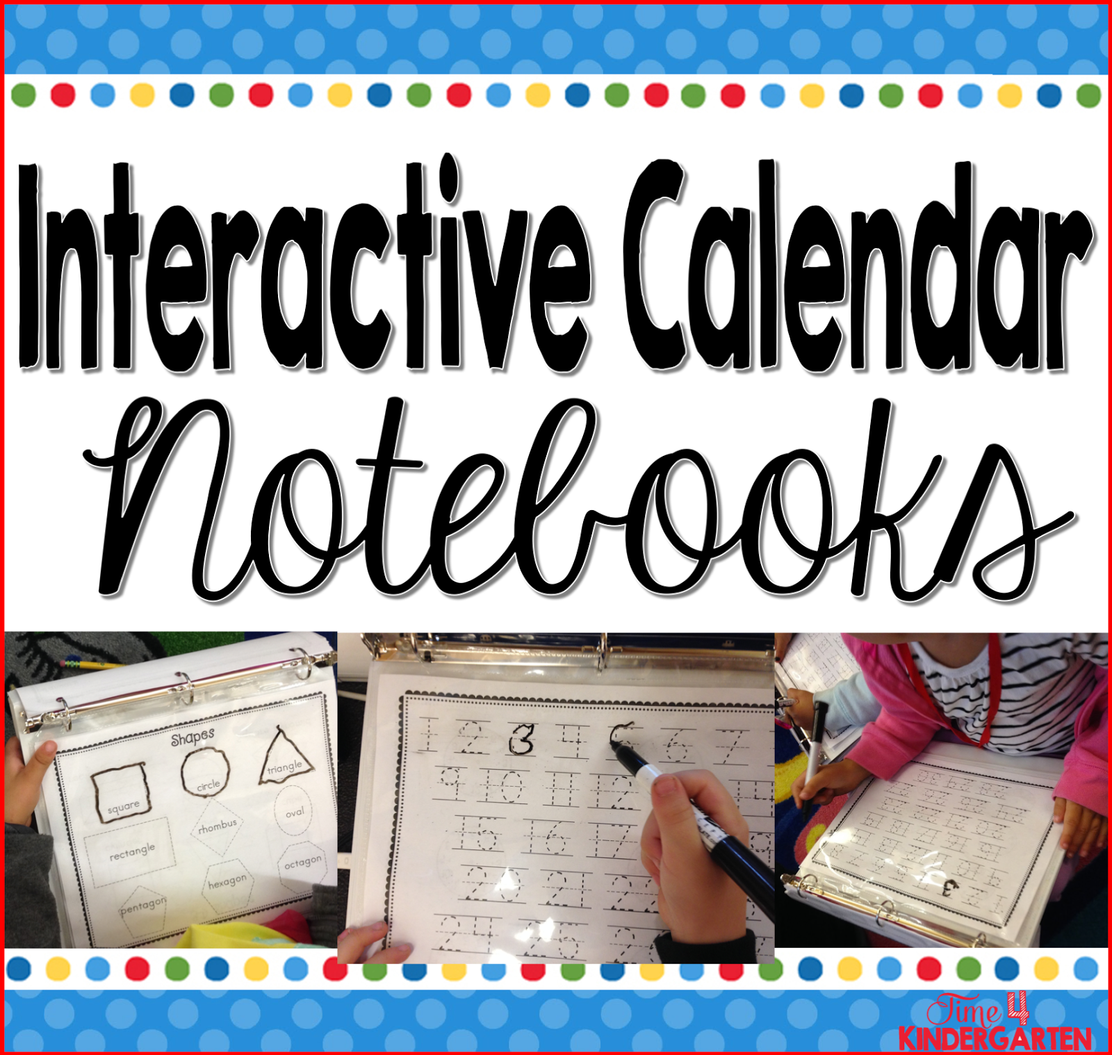 Why You Should Use Interactive Calendar Notebooks