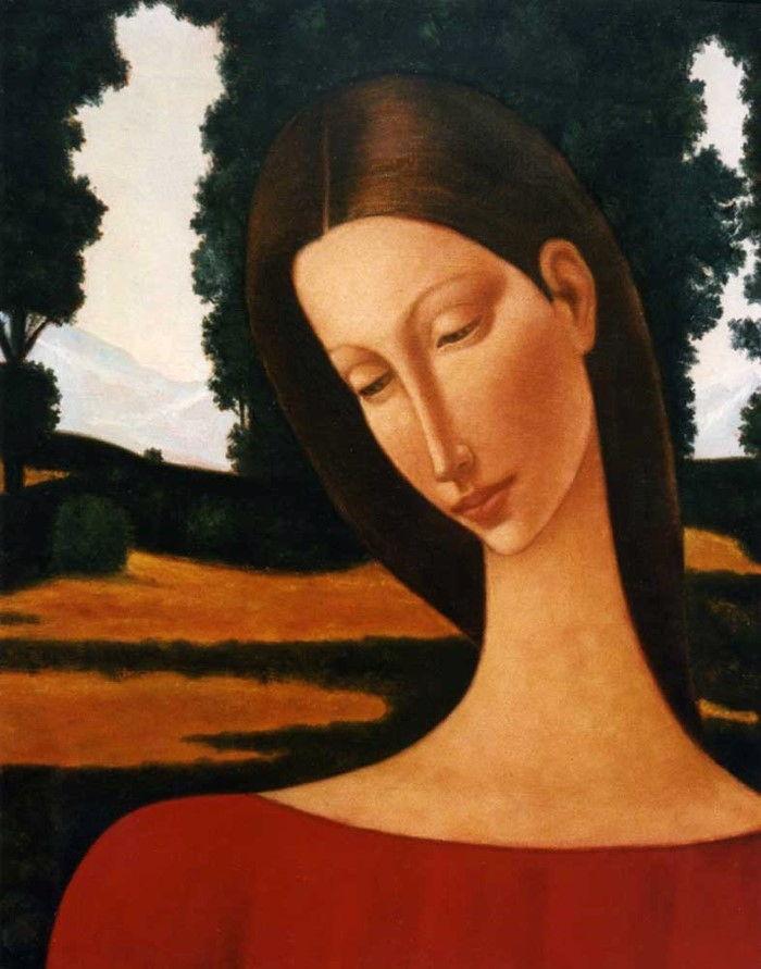 Новый Модильяни. Польский художник