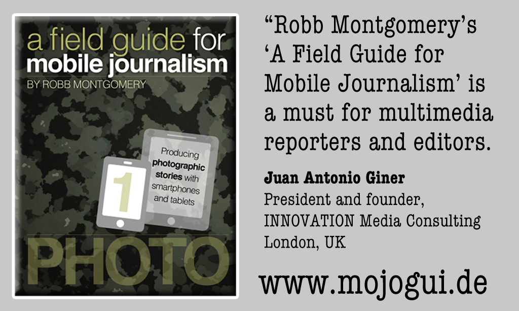 "Reviews for ""A Field Guide for Mobile Journalism"""