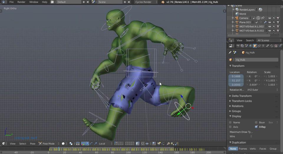 برنامج, Blender, لتصميم, ملفات, ثرى, دى, 3d, اخر, اصدار