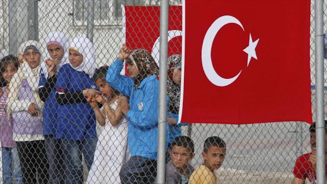 """""""Turquía no es un país legalmente seguro para los refugiados sirios"""""""