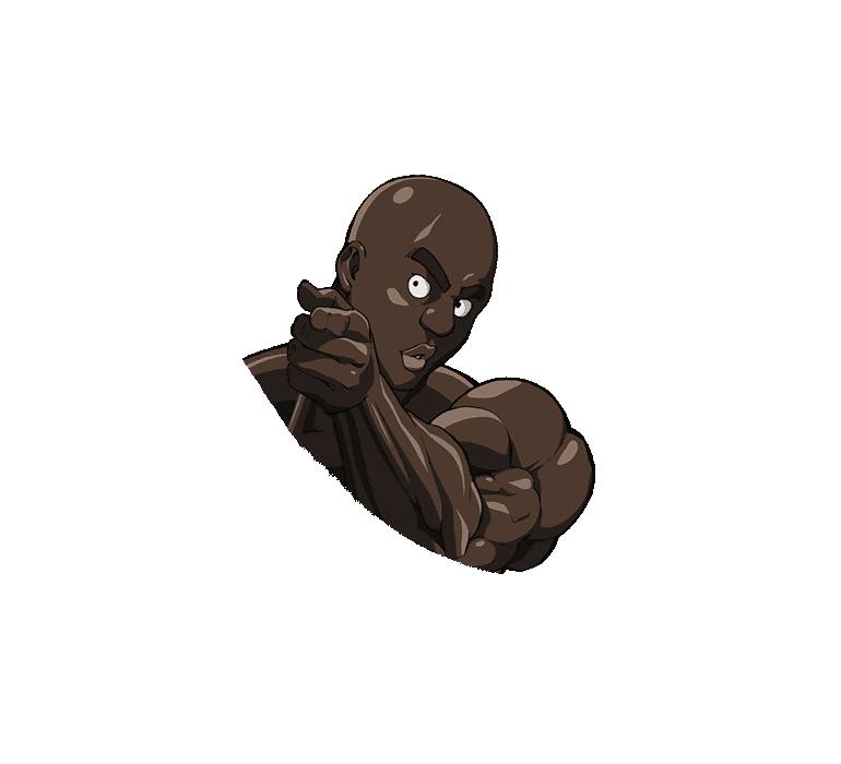 ซูเปอร์อัลลอยประกายแสงดำ (Superalloy Darkshine) @ One-Punch Man วันพั๊นช์แมน