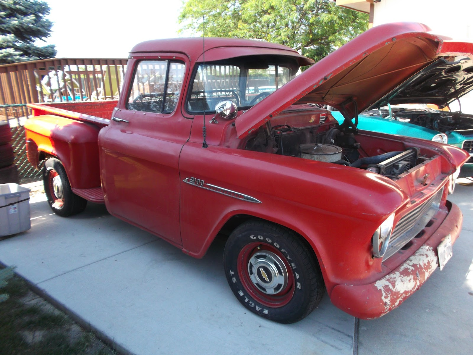 55 chevy pickup for sale autos post. Black Bedroom Furniture Sets. Home Design Ideas