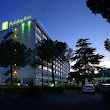 Details regarding the conference venue #Meet other experts at Holiday Inn Rome Aurelia #Fine place to execute a conference #Hall name: Cassia 1+2