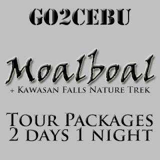 Moalboal + Kawasan Falls Nature Trek in Cebu Tour Itinerary 2 Days 1 Night Package