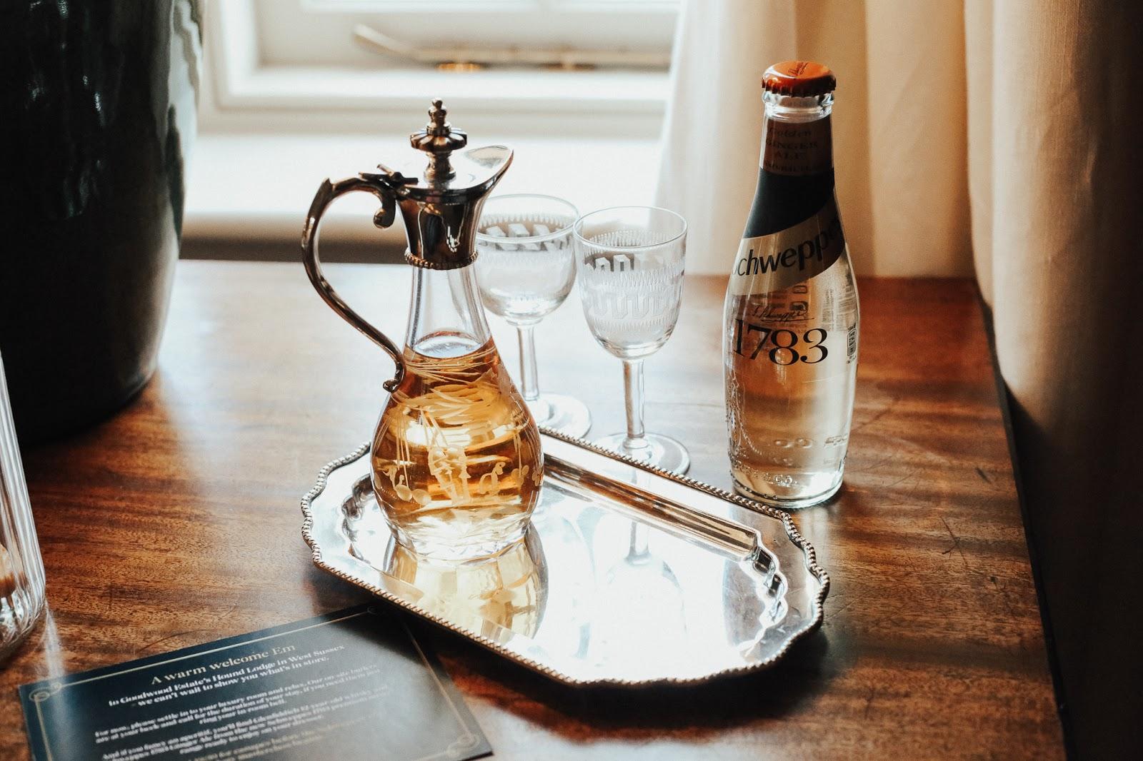schweppes 1783 ginger tonic